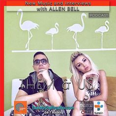 Today 5pm-6pm EST 10pm-11pm BST 2pm-3pm PDT bombshellradio.com Bombshell Radio Allen Bell  Today's Bombshell (Bombshell Radio) Repeats 5am EST #Rock #Radio #alternative #Classics #NewMusic #AllenBell #Interviews  #interview w/ Them&Us