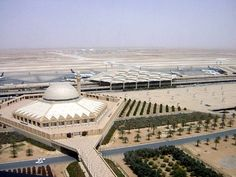 Located 35km north of Saudi Arabia's capital city Riyadh, King Khaled International Airport was designed by the US-based architecture-engineering firm .... http://www.airport-technology.com/projects/king-khaled/