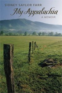 Although Sidney Saylor Farr is renowned in the field of Appalachian studies, her own fascinating personal history has been little known until now. My Appalachia is Farr's story of growing up in the mountains of southeastern Kentucky, where her devotion to her family led her to accept crushing responsibilities that steered her away from her own goals.  Request this item http://lrc.sscc.edu/record=b192896~S1
