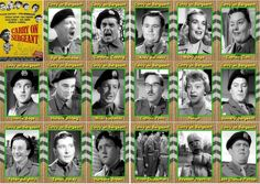 Carry on Sergeant - 1958