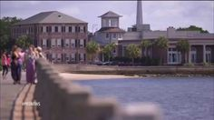 VIDEO:  Charleston, South Carolina, is not tackling the threat of rising sea level and climate change with the same urgency. Special correspondent