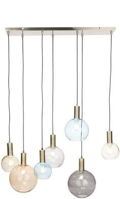 Get light into your home! – Collection os lamps for your home Bedroom Lighting, Home Lighting, Room Lights, Hanging Lights, Pendant Lamp, Pendant Lighting, Interior Design Living Room, Living Room Designs, Unique Lamps