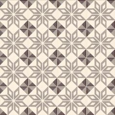 Carreau de ciment / cement tiles. #pattern #geometric