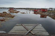 Around Joe Batt's - Innside Fogo Island - CBC Newfoundland & Labrador Crab Trap, Lobster Trap, Sun Silhouette, Fogo Island Inn, Old Boats, Newfoundland And Labrador, Island Tour, Grey Skies, Design Consultant