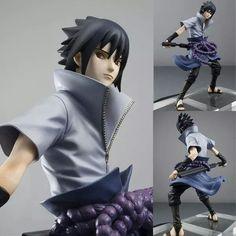 Sasuke Megahouse g. Anime Figures, Action Figures, Sasuke Uchiha, Statues, Biscuit, Avatar, Pokemon, Random, Toys