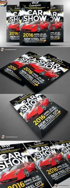 Classic Car Show Flyer  Cars Sports Cars And Buy Classic Cars