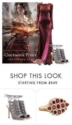 Clockwork Princess - Cassandra Clare by ninette-f on Polyvore