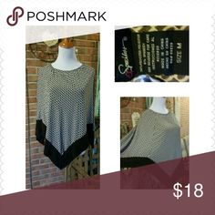 Absolutely Stunning Little Top by Speechless Size Medium! This little top is more of a cover up because it has no armholes....So pretty! See pics for details and material info Speechless Tops