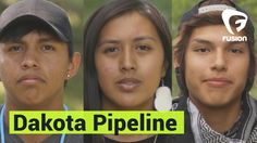 """Native Americans Fight Against Dakota Access Pipeline.""""The fight against the Dakota Access pipeline has brought together a historic gathering of tribes from across North America."""""""