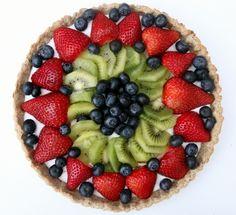 Fabulous Fruit Tart