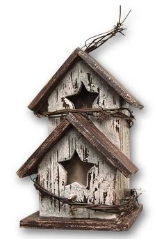 Birdhouses - Kruenpeeper Creek Country Gifts