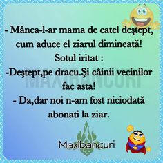 Bancuri🤣 Funny, Crafts, Ideas, Home, Manualidades, Funny Parenting, Handmade Crafts, Craft, Thoughts