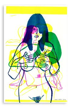 Mike Perry   Artist Bio and Art for Sale   Artspace