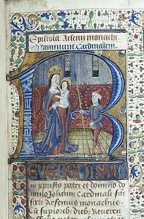 manuscrito iluminado