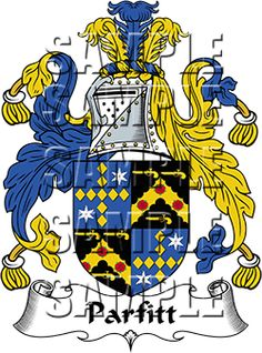 Parfitt Family Crest apparel, Parfitt Coat of Arms gifts