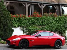 Beautiful Maserati