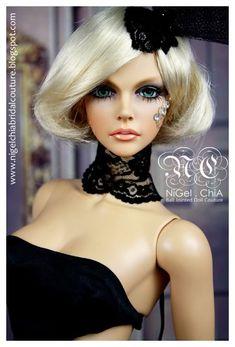 Nigel Chia bridal collection | NiGel.ChiA a fashion design victim: The Lady Gaga look