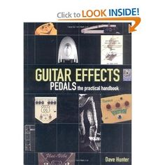 Guitar Effects Pedals the Practical Handbook Book/CD (Softcover)