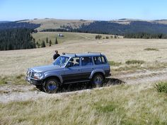 The  offroad tour  Visiting the Apuseni Mountains in Jeep