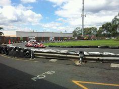 Fastlane Karting in Minto, NSW