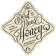 the bird & the bees honey / james edmondson