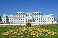 Belvedere Garden, Wien, Austria ♥♥♥