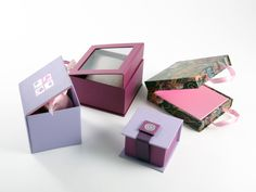 Jewellery Packaging with Pouch