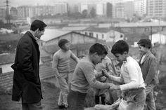 Henri Cartier-Bresson – Pier Paolo Pasolini, Roma 1959