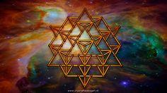 Merkaba matrix - 64 tetrahedron grid http://www.crystalhealingart.nl/