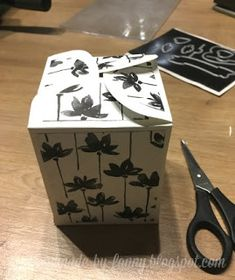 Handmade by Fanny Stampin Up, Decorative Boxes, Innsbruck, Blog, Spring, Material, Handmade, Summer, Home Decor