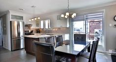 Cuisine Kitchen Island, Table, Furniture, Home Decor, Kitchens, Homemade Home Decor, Tables, Home Furnishings, Interior Design