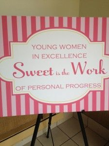 Sweet is the Work Young Women's In Excellence Program