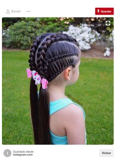 Lil Girl Hairstyles, Cute Hairstyles For Kids, Princess Hairstyles, Pretty Hairstyles, Braided Hairstyles, Hairdos, Short Hairstyles, Curly Hair Styles, Natural Hair Styles