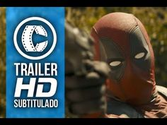 Deadpool 2 - Teaser Trailer #2 [HD] Subtitulado - Cinescondite