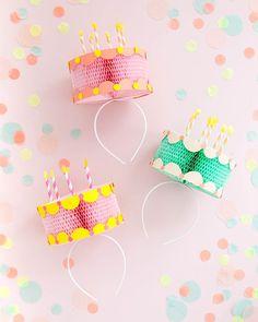 Honeycomb Cake Party Hats (Oh Happy Day! Bff Birthday Gift, Birthday Party For Teens, Birthday Party Decorations, Birthday Wishes, Birthday Cake, Birthday Ideas, Elmo Birthday, Bolo Star Wars, Diy Party Dekoration