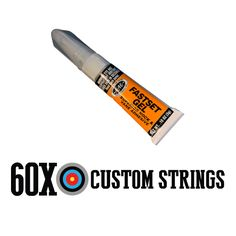 A cyanoacrylate adhesive designed to be used with Elite Plastifletch. This adhesive bonds vanes to shaft instantly, creating a permanent bond that can only be removed by cutting. Excellent for gluing nocks to both aluminum and carbon shafts. Refrigeration is recommended to extend shelf life.