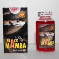 Black Mamba Africa Oil Super