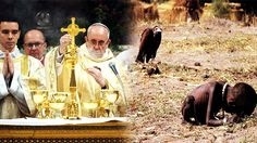 """El Vaticano acopia el segundo tesoro en oro más grande del mundo     En la revista italiana """"Oggi..."""