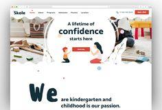 Skole - School Kindergarten WordPress Elementor Most Popular, Wordpress Theme, Kindergarten, Childhood, Templates, School, Infancy, Stencils, Popular