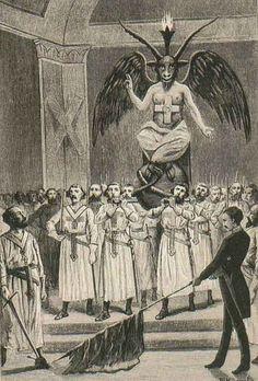 The Knights Templar & Baphomet