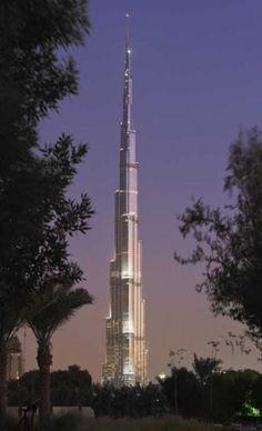 SOM: Burj Khalifa, Dubai, UAE