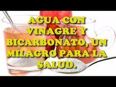 Amada Inés: AGUA CON VINAGRE Y BICARBONATO, UN MILAGRO PARA LA...