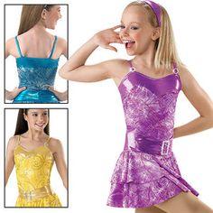 Teachers Skating Dance Recital Costume Jazz Twirl Baton Tap Rodeo 5213 | eBay