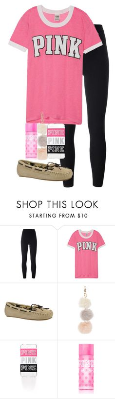 """""""Road Trip"""" by alandra333 on Polyvore featuring Yeezy by Kanye West, Victoria's Secret, Slippers International and Victoria's Secret PINK"""