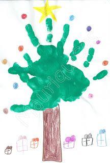 Mauriquices: Natal com mãos!