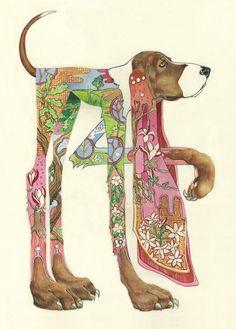 Daniel Mackie - Ilustraciones