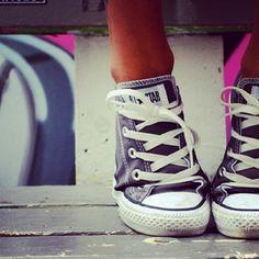 57fcedd82372 navy blue converse- a must have · Blue ConverseConverse All StarConverse  SneakersConverse ...
