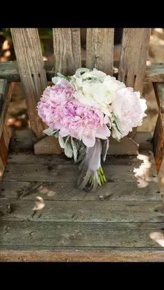 Pink & Gray wedding