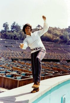 Jim Morrison- July 4, 1968- Hollywood Bowl
