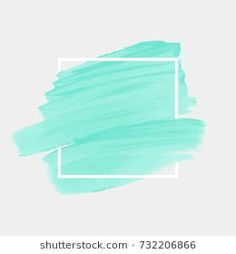 Logo Brush Painted Watercolor Abstract Background Stock Vector (Royalty Free) 732206866 Logo brush painted watercolor abstract background design illustration vector over square frame. Perfect painted design for headline, logo and sale banner. Brush Background, Logo Background, Watercolor Background, Abstract Watercolor, Background Designs, Tumblr Backgrounds, Abstract Backgrounds, Wallpaper Backgrounds, Sale Banner